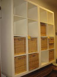 White Wicker Bookcase by Shelves For Storage Shelves Under Stairs 25 Best Built In