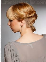 evening hairstyles for over 50s 20 gorgeous formal half updos you ll fall in love with