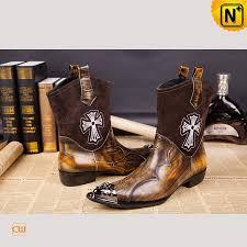 mens designer winklepicker boots cw750125