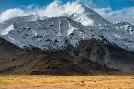 Alaska mountains images Thunder mountain the alaska range project jpg