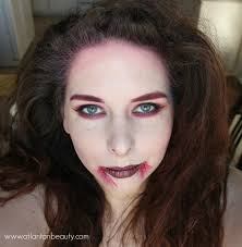 easy halloween makeup glamorous vampire atlantan beauty