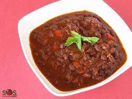 recette de cuisine cubaine soupe cubaine aux haricots noirs