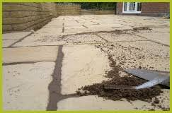 Pointing Patio Slabs Patio Suppliers Paving Redditch Studley Bromsgrove
