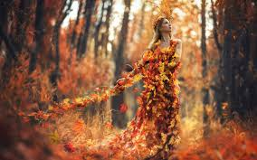 fantasy autumn wallpaper autumn spell wallpaper by elirogers revelwallpapers net