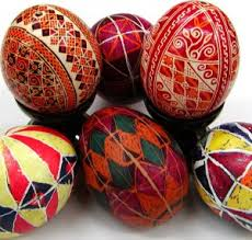 wax easter egg decorating the of pysanky ukrainian egg decorating