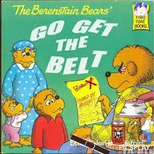 berenstien bears the berenstain bears go get the belt by spyrodoomfire64 on deviantart
