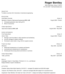 Sample Resume For Engineering Internship Fraternity Resume Resume For Your Job Application