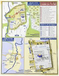 Map Israel Amazon Com The Israel Lap Map For The Christian Traveler