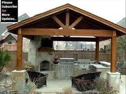 outdoor kitchen design ideas outdoor kitchen design ideas youtube