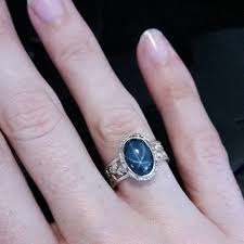 rings star sapphire images Best star sapphire ring products on wanelo jpg