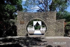 Auburn Botanical Garden Auburn Botanic Gardens Wedding Ceremony
