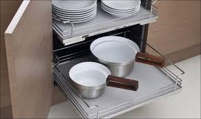 Kitchen Cabinet Pot Organizer Kitchen Kitchen Cabinet Storage Organizers Cabinet Organizer For