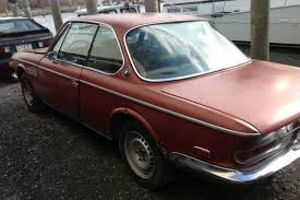 bmw 2800cs for sale shipwrecked 1971 bmw 2800cs