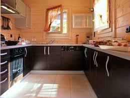 cuisine chalet bois plans et photos chalets en madriers et ossature bois