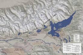 Grand Teton Map Where To Stay In Jackson Hole Jackson Hole Traveler