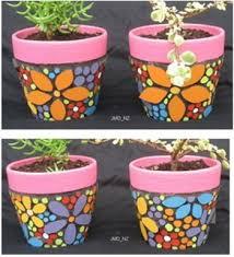Garden Craft Terra Cotta Marker - 55 best garden painted flower pots and ideas images on pinterest