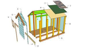 download basic playhouse plans free plans free
