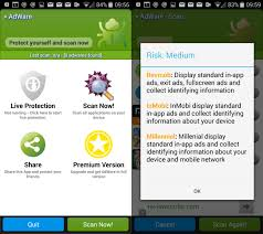 adware android which android app is displaying popup ads