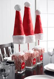 Christmas Table Decorations Breathtaking Easy Christmas Table Decorations To Make 83 In Home