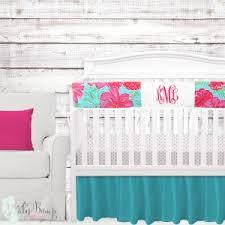 Preppy Crib Bedding Lilly Pulitzer Baby Bedding Designer Crib Sets Nursery