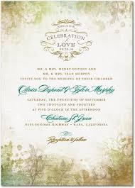 forest wedding invitations 22 amazing greenery botanical wedding invitations