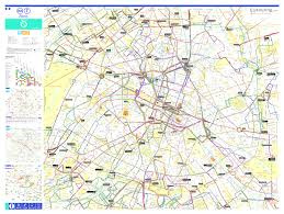 Mexico City Metro Map Pdf by Paris Metro Map The Redesign Smashing Magazine Best Map Central