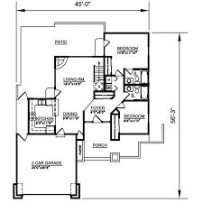 adobe southwestern style house plan 3 beds 3 00 baths 1583 sq