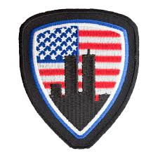 Embroidered American Flag 9 11 U0026 September 11 Remembered Patches Embroidered Sew On Iron