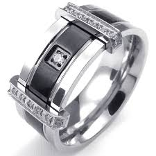 awesome wedding ring men wedding rings extraordinary stainless steel wedding rings for