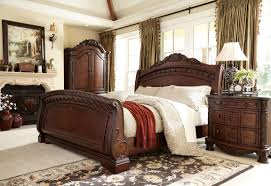 Ashley Greensburg Bedroom Set North Shore Sleigh Bedroom Set From Ashley B553 Coleman Furniture