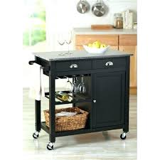 stainless steel topped kitchen islands metal kitchen island cart cabinet trolley movable island bar narrow