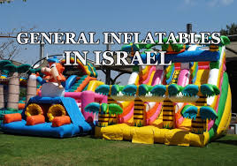 inflatables bouncers water slides