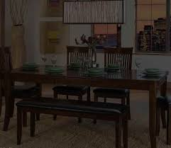 dinning kitchen table with bench table and bench set white dining