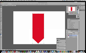 Safety Pennant Flags Photoshop Create A Banner Pennant Shape Tutorial Youtube