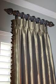 94 best drapery pleats images on pinterest curtains window