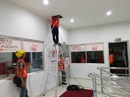 project design pemasangan servis pemeliharaan dan perbaikan