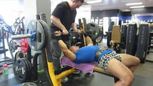 165kgs pause bench motions gym youtube