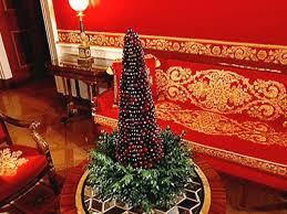 christmas cranberry topiary hgtv