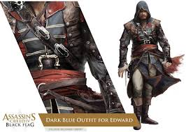 edward kenway costume blue edward kenway by live by the creed on deviantart