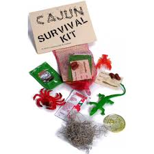 Cajun Home Decor by Cajun Survival Kit Mardigrasoutlet Com
