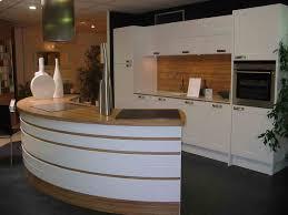 Cuisine Avec Bar Arrondi by Indogate Com Cuisine Ikea Delai