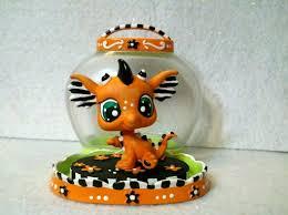 Lps Halloween Costumes Halloween Dragon Custom Lps Littlest Pet Shop