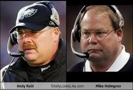 Andy Reid Meme - andy reid totally looks like mike holmgren cheezburger funny