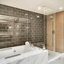 bathroom tiles with metallic accents modernize your bathroom
