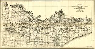 Bwca Map Index Of Map Images