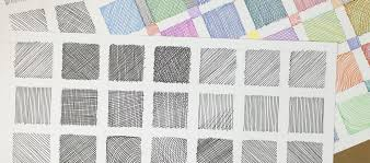 Mixed Patterns by Improve Your Ink Drawing With Hatching Techniques Jen Dixon