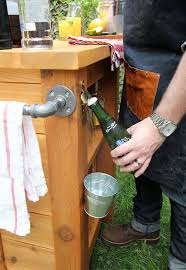 Cost To Build A Bar In Basement by Best 25 Outdoor Bars Ideas On Pinterest Patio Bar Diy Outdoor