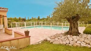 piscine en verre accueil aqual barrière sécurité piscine