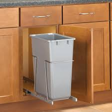 kitchen cabinet garbage can magnificent kitchen garbage can cabinet monsoonvt com