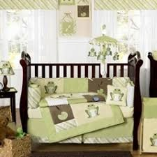 Nursery Bedding Set Unisex Baby Bedding Sets
